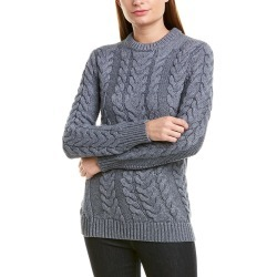 Theory Twisting Wool-Blend Sweater found on Bargain Bro India from Gilt City for $199.99