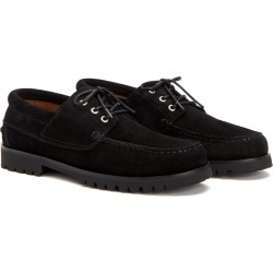 Aquatalia Dax Suede Boat Shoe found on MODAPINS from Ruelala for USD $109.99