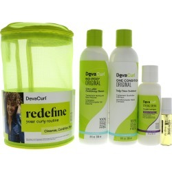 DevaCurl Spring Curly 4pc Kit found on Bargain Bro from Gilt City for USD $26.60