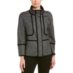 ESCADA Wool & Silk-Blend Jacket found on Bargain Bro Philippines from Ruelala for $399.99