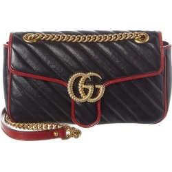 Gucci GG Marmont Small Matelasse Leather Shoulder Bag found on MODAPINS from Gilt City for USD $1999.99