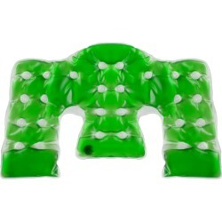 PCHLIFE Green Reusable Neck & Shoulder Hot and Cold Pad