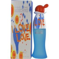 Moschino 1.7oz I Love Love Eau de Toilette Spray found on Bargain Bro Philippines from Gilt City for $44.00