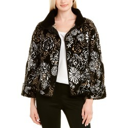 Fuzzi Wool-Blend Jacket found on MODAPINS from Gilt for USD $349.99