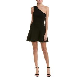 French Connection One-Shoulder A-Line Dress found on MODAPINS from Gilt City for USD $59.99