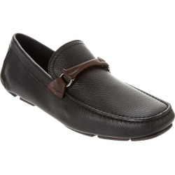 Salvatore Ferragamo Granprix Gancio Bit Leather Driver Moccasin found on Bargain Bro Philippines from Gilt for $349.99