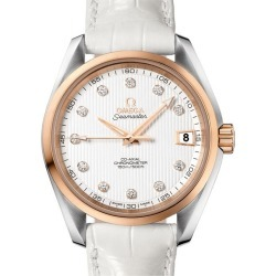 Omega Men's Seamaster Diamond Watch found on MODAPINS from Ruelala for USD $5499.99