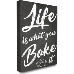 Stupell Life Is What You Bake It found on Bargain Bro Philippines from Gilt City for $49.99