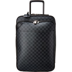 Louis Vuitton Damier Graphite Canvas Pegase Legere Buis 55 found on Bargain Bro Philippines from Ruelala for $3000.00