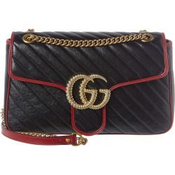 Gucci GG Marmont Medium Matelasse Leather Shoulder Bag found on MODAPINS from Ruelala for USD $2339.99