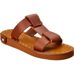 Valentino Runway Leather Slide found on Bargain Bro Philippines from Gilt for $398.99