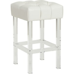 Worldwide Home Furnishings Noor 26in Counter Stool