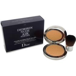 Dior 0.35oz #040 Honey Beige Diorskin Nude Air Powder With Kabuki Brush found on Bargain Bro Philippines from Gilt City for $49.99