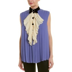 Gucci Silk Blouse found on MODAPINS from Ruelala for USD $1679.99