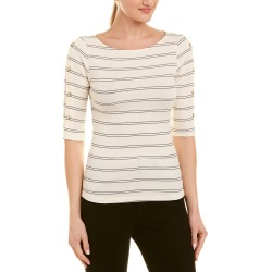 Hashttag Mock Neck Top found on Bargain Bro India from Ruelala for $22.99