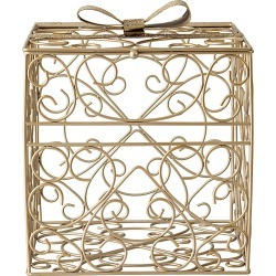 Cathy's Concepts Gold Bow Tie Reception Gift Card Holder found on Bargain Bro Philippines from Gilt City for $45.99