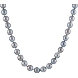 Splendid Pearls 14K 7.7-11.9mm Tahitian Pearl Necklace found on Bargain Bro India from Gilt City for $1999.99