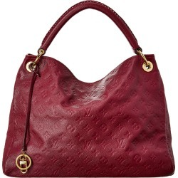 Louis Vuitton Purple Monogram Empriente Leather Artsy MM found on Bargain Bro Philippines from Ruelala for $2700.00