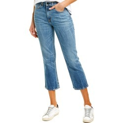 ASKK NY Henry Crop Straight Leg Jean found on Bargain Bro from Gilt City for USD $17.47