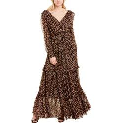 Diane von Furstenberg Winnie Silk-Blend Maxi Dress found on Bargain Bro India from Gilt for $359.99