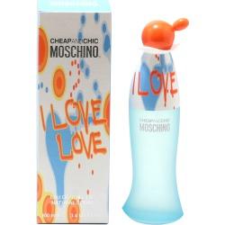 Moschino I Love Love Women's 3.4oz Eau De Toilette Spray found on Bargain Bro Philippines from Gilt City for $39.99