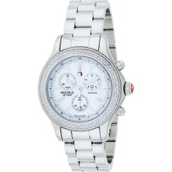 Michele Women's Jetway Diamond Watch found on MODAPINS from Gilt for USD $1319.99