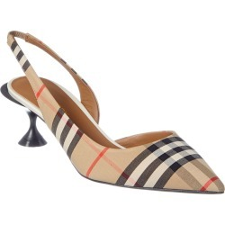 Burberry Vintage Check Slingback Pump found on Bargain Bro Philippines from Gilt for $499.99