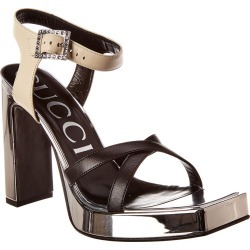 Gucci Costanze Leather Sandal found on Bargain Bro Philippines from Gilt for $679.99