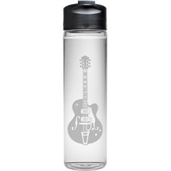 Susquehanna Glass 18oz Jazz Guitar Travel Bottle found on Bargain Bro India from Gilt City for $16.99