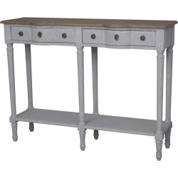 East at Main Julieth Console Table found on Bargain Bro Philippines from Ruelala for $489.99