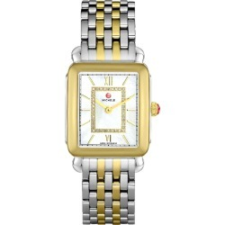 Michele Women's Deco II Diamond Watch found on MODAPINS from Ruelala for USD $899.99