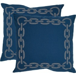Safavieh Sibine Pillow found on Bargain Bro India from Gilt City for $29.99