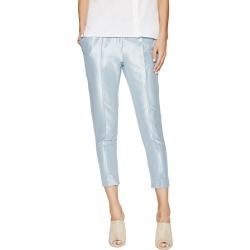 Ji Oh Metallic Cropped Skinny Pant found on MODAPINS from Gilt City for USD $119.99