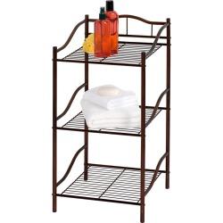 Creative Bath Complete Bath Accessories 3-Tier Shelf