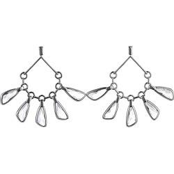 Swarovski Crystal Plated Earrings