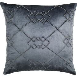 Safavieh Lucius Argyle Pillow found on Bargain Bro India from Gilt City for $39.99