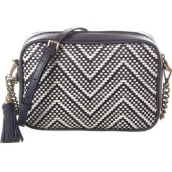 MICHAEL Michael Kors Ginny Medium Leather Camera Bag found on Bargain Bro India from Gilt City for $179.99