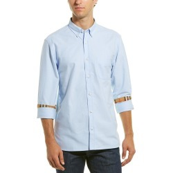 Burberry Oxford Woven Shirt found on Bargain Bro India from Ruelala for $279.99