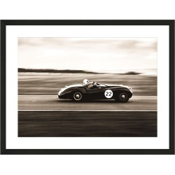 McGaw Graphics Roadster by Vintage Photography