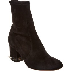 Valentino Rockstud Suede Bootie found on Bargain Bro India from Ruelala for $849.99