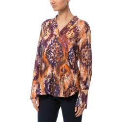 Les Copains Silk Top found on MODAPINS from Ruelala for USD $199.99
