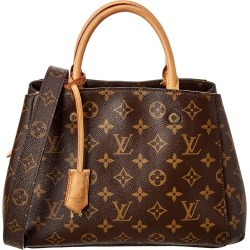 Louis Vuitton Monogram Canvas Montaigne BB found on Bargain Bro Philippines from Ruelala for $2000.00