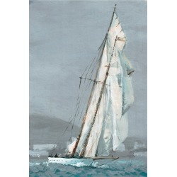 Marmont Hill White Sail found on Bargain Bro Philippines from Ruelala for $149.99