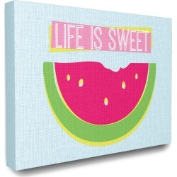Stupell Life is Sweet Watermelon Neon found on Bargain Bro Philippines from Gilt City for $39.99
