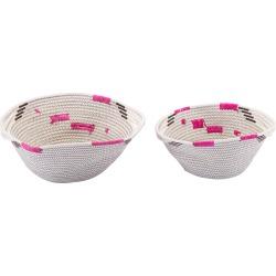 Benin Set of 2 Baskets