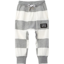 Burberry Striped Track Pant