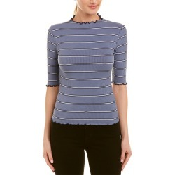 Hashttag Mock Neck Top found on Bargain Bro India from Ruelala for $19.99