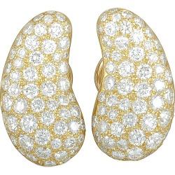 Tiffany & Co. 18K 3.50 ct. tw. Diamond Earrings