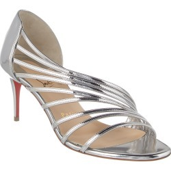 Christian Louboutin Norina 70 Patent Sandal found on Bargain Bro Philippines from Gilt City for $939.99