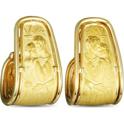 Carrera y Carrera 18K Earrings found on Bargain Bro India from Gilt for $2740.00